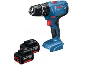 Bosch 18V 3.0ah Brushless Hammer Drill Kit GSB18-21 0615990J6P