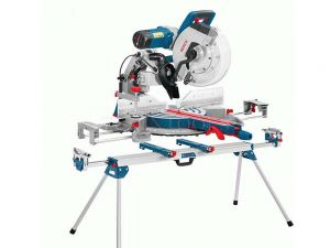 "Bosch Axial Glide Mitre Saw 305mm (12"") GCM12GDL With Stand T1B F005XK0278"