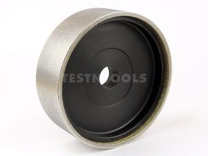 Desic Diamond Grinding Wheel Flat 150 x 25mm 1200G