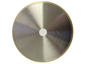 Desic Diamond Sintered Lapidary Blade 250mm x 1mm
