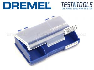 Dremel Compartmentalised Accessory Box