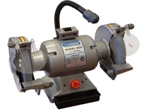 "Linishall Heavy Duty Bench Grinder 200mm (8"") 1HP BG8"
