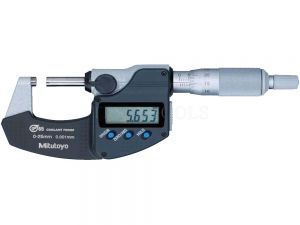 Mitutoyo Digimatic Micrometer 0-25mm 0.001mm IP65 With SPC Data Output 293-230-30