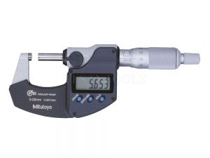 Mitutoyo Digimatic Micrometer 0-25mm 0.001mm IP65 Without SPC Data Output 293-240-30