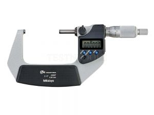 "Mitutoyo Digimatic Micrometer 50-75mm 2-3"" 0.001mm 0.00005"" IP65 With SPC Data Output 293-332-30"