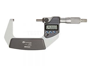 "Mitutoyo Digimatic Micrometer 50-75mm 2-3"" 0.001mm 0.00005"" IP65 Without SPC Data Output 293-342-30"