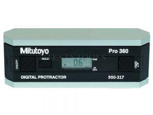 Mitutoyo  Digital Protractor Pro360 950-317