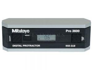Mitutoyo  Digital Protractor Pro3600 950-318