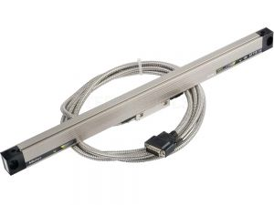 "Mitutoyo Linear Scales 400mm 16"" IP67 Coolant Proof Series AT715 539-807"
