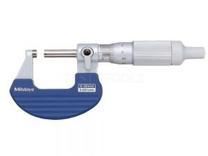 Mitutoyo Outside Micrometer 0-25mm 0.001mm With Ratchet Thimble 102-707