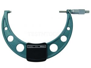 Mitutoyo Outside Micrometer 175-200mm 0.01mm With Ratchet Stop 103-144-10