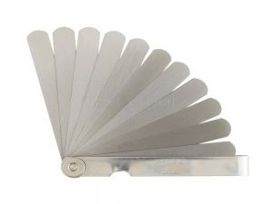Mitutoyo Thickness Feeler Gauges 0.05-1mm 13 Leaves 184-305S