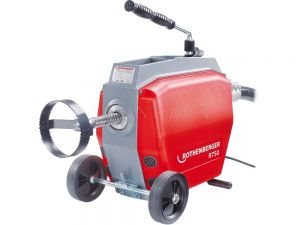 Rothenberger Drain Cleaner 32mm x 80m RO72904