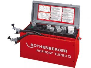 Rothenberger Pipe Freezing System Rofrost Turbo 2 RO62206