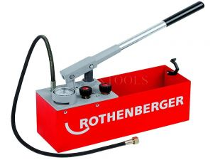 Rothenberger Pressure Test Pump RP50-S RO60200