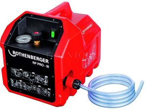 Rothenberger Pressure Test Pump Self Prime RP PRO III RO61185