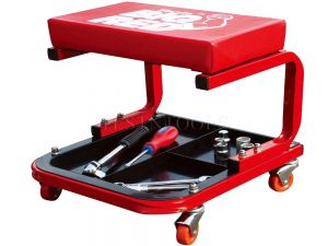 Torin Big Red Creeper Seat With Tray CRES-TR6300