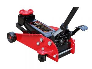 Torin Big Red Garage Floor Jack 3 Ton With Foot Pedal JACG-T83000ET