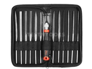 AmPro 12-IN-1 Extendable Needle File Set FILN-T18446