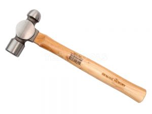 AmPro Ball Pein Hammer Wooden Handle 340g (12oz) HAMB-T20601