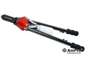 AmPro Long Arm Hand Riveter 3.2mm - 6.4mm RIVH-T30908