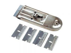 AmPro Retractable Safety Scraper 100mm SCRW-T70675