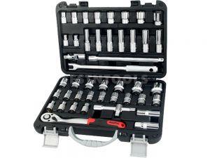 "AmPro Socket Set 1/2"" 6PT 45Pc SOCS-T46172"