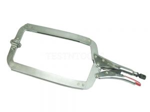 Strong Hand Locking C Clamp 450mm With Pad CLAM-PR18S
