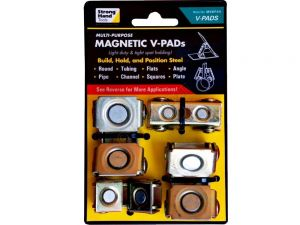 Strong Hand Magnetic V Pad Set 8Kg PADM-MVDF44