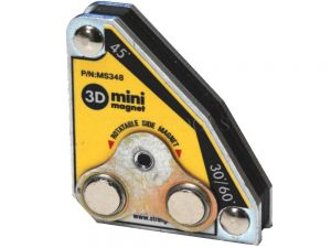 Strong Hand XYZ Mini Magnet 10Kg Twin Pack MAGM-MST348