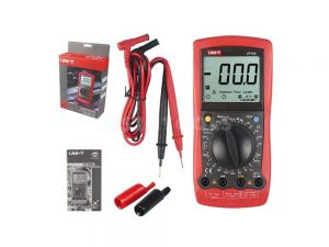 UNI-T Automotive Handheld Multimeter AC DC Voltmeter UT105