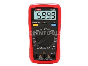 UNI-T Palm Size Manual Range DC Digital Multimeter UT133B