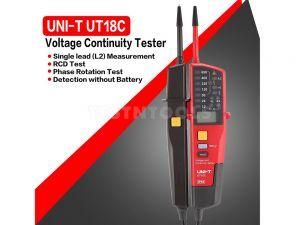 UNI-T Voltage And Continuity Tester UT18C