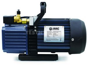 JAVAC Two Stage Bulldog Vacuum Pump 160 l/min 5.5 cfm For A2L/R32