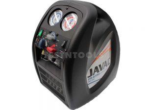 JAVAC XTR Altima Twin Head Refrigerant Recovery Machine R32 Ready 11 kg/min XTR-ALT