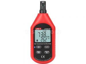 UNI-T Digital Mini Temperature Humidity Meter UT333BT