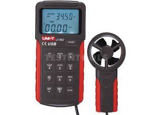 UNI-T Professional Anemometer Wind Speed Meter UT362