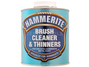Hammerite Brush Cleaner & Thinner 1litre THIN-1