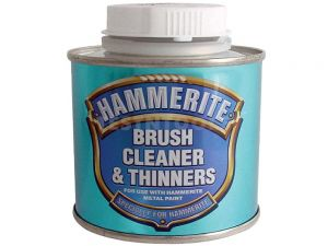 Hammerite Brush Cleaner & Thinner 250ml THIN-025