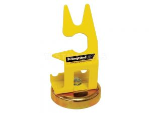 Strong Hand MIG Gun Holder With Accessory Plate 89mm Dia x 152 x 135mm HOLM-MRM12