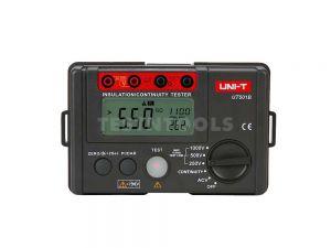 UNI-T Insulation Resistance Tester 250V - 1000V UT501B