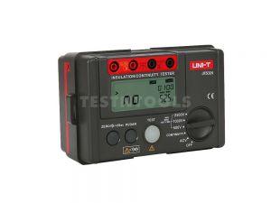 UNI-T Insulation Resistance Tester 500V - 2500V UT502A