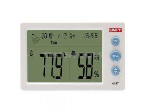 UNI-T Temperature Humidity Meter -10°C to 50°C A13T