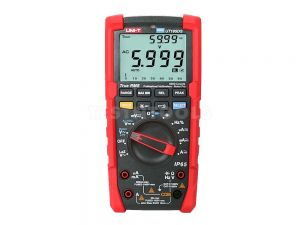 UNI-T True RMS Professional Multimeter UT195DS