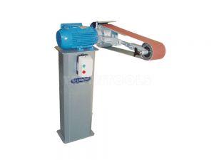 Linishall Pedestal Mounted Belt Grinding Machine 3 Phase 1520/100/P3