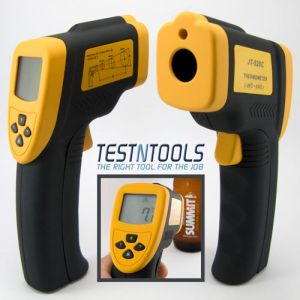 Sinsui Infrared Thermometer -50 to 530 C DT8530