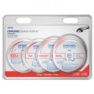 Dremel Saw-Max Cutting Kit 7 Piece SM700 Part 2615S700AA