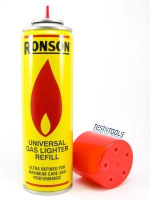 Ronson Universal Butane Gas Refill 250ml