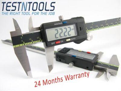 ROK Digital Caliper (Vernier) 150mm Large Display