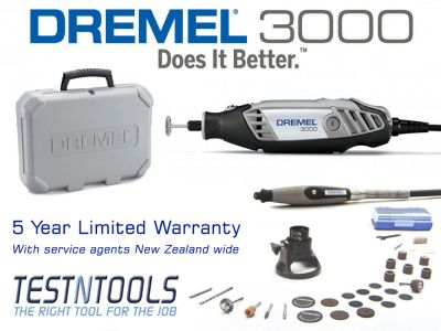 Dremel 3000 Rotary Tool With 30 Acc. 3000-2/30 F0133000PN